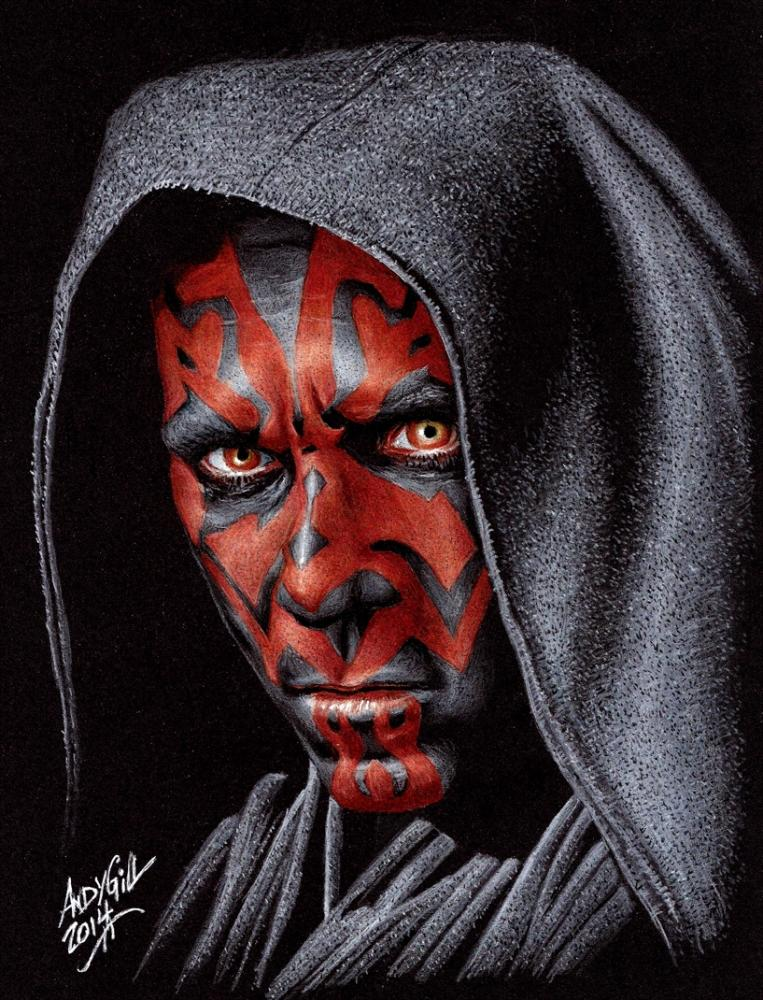 ray park darth maul training